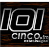 101 Cinco Éxtasis Digital 101.5